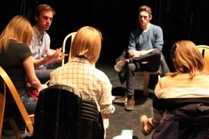 Matt Trueman (Whatsonstage) talks about critical culture