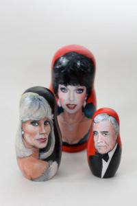 Russian Dolls ( Dynasty Dolls) by Amy Rosenthal