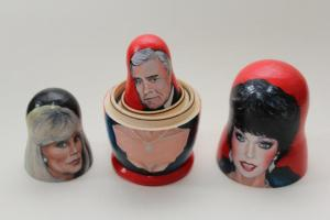 Russian Dolls by Amy Rosenthal